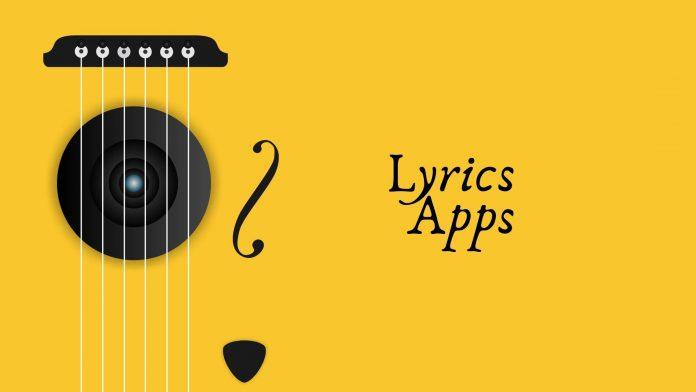 Android Lyrics apps