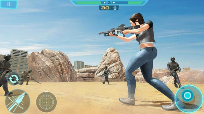 Best Offline Shooting Games for Android in 2021