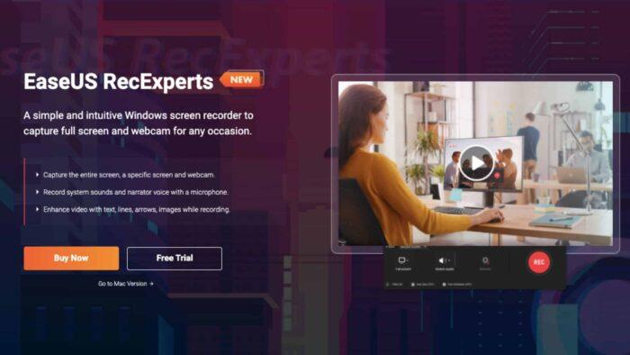 EaseUS RecExperts Review – Screen Recording Software