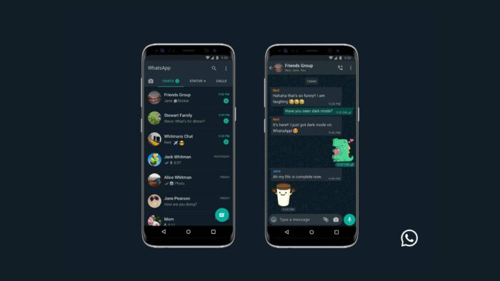 How to Enable WhatsApp Dark Mode on Android/iOS?