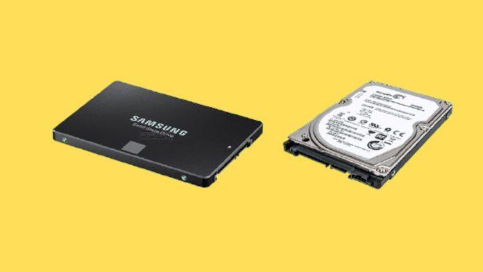 SSD vs HDD vs SSHD Comparison, Price, Lifespan, Noise, Reliability, Features, Advantages
