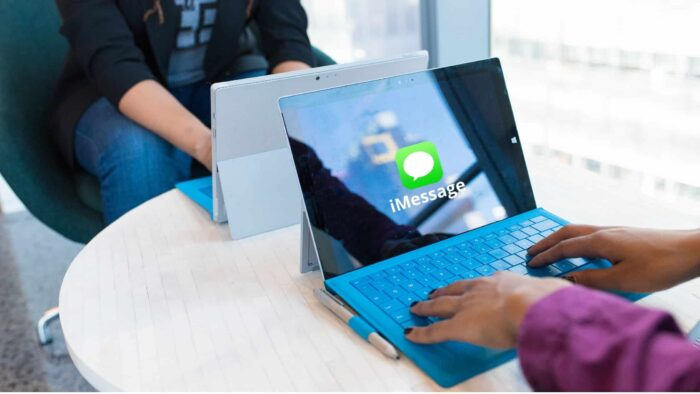 How to Install and Use iMessage on Windows PC?