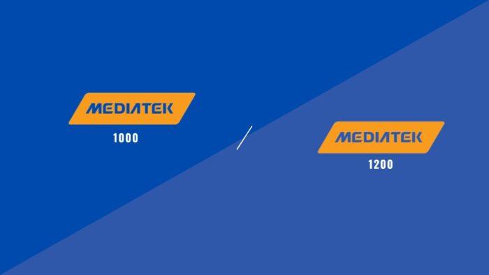 MediaTek Dimensity 1000 vs 1200, Antutu and Geekbench Scores