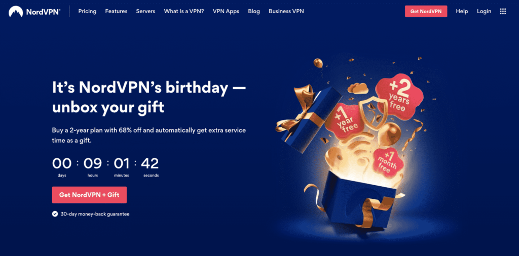 Nord VPN services